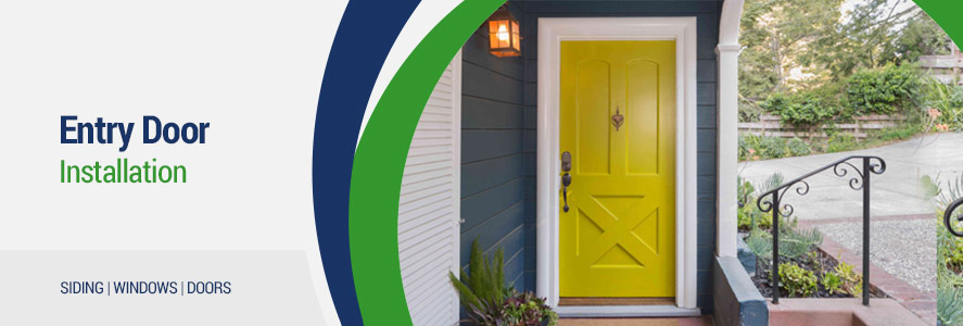 Entry Door Installation in Columbus & Surrounding Areas