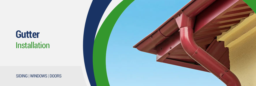 Gutter Installation in Columbus & Surrounding Areas