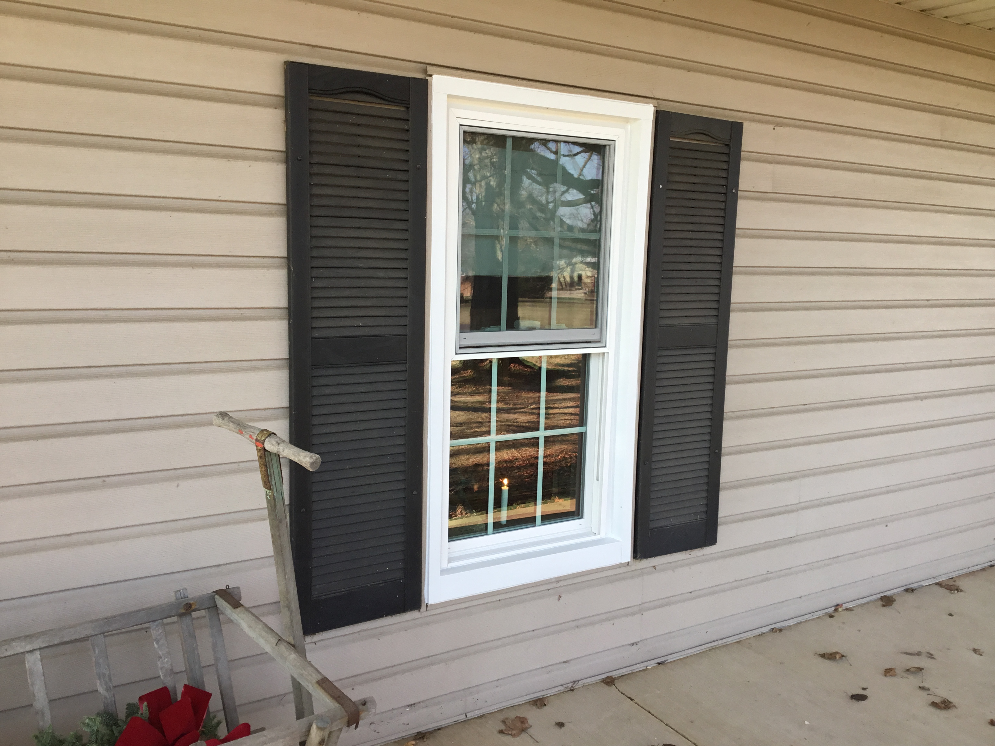New Replacement Freedom Kingston Double Hung Window