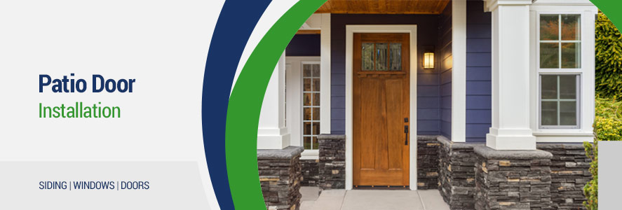 Patio Doors Installation Service in Columbus & Surrounding Areas