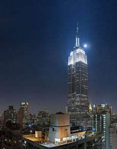 Energy Efficient Windows Glass Installed on Empire State Building