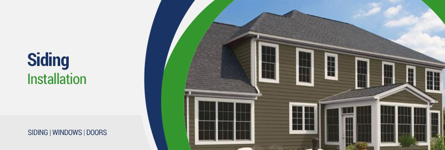 Siding in Columbus & Surrounding Areas