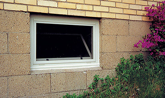 Basement Window Installation in Central Ohio