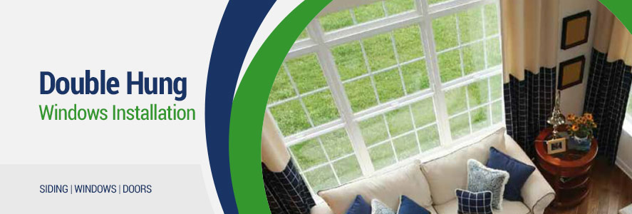 Double Hung Windows Installation in Columbus and Surrounding Areas