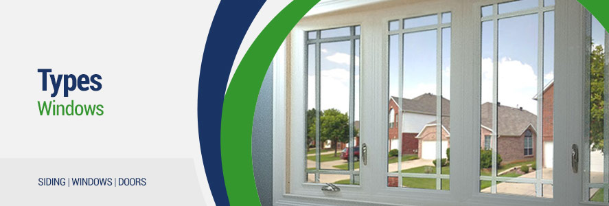 Types of Windows Available in Columbus & Surrounding Areas